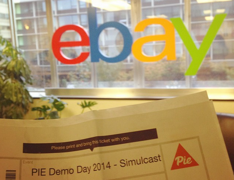 Pie Demo Day